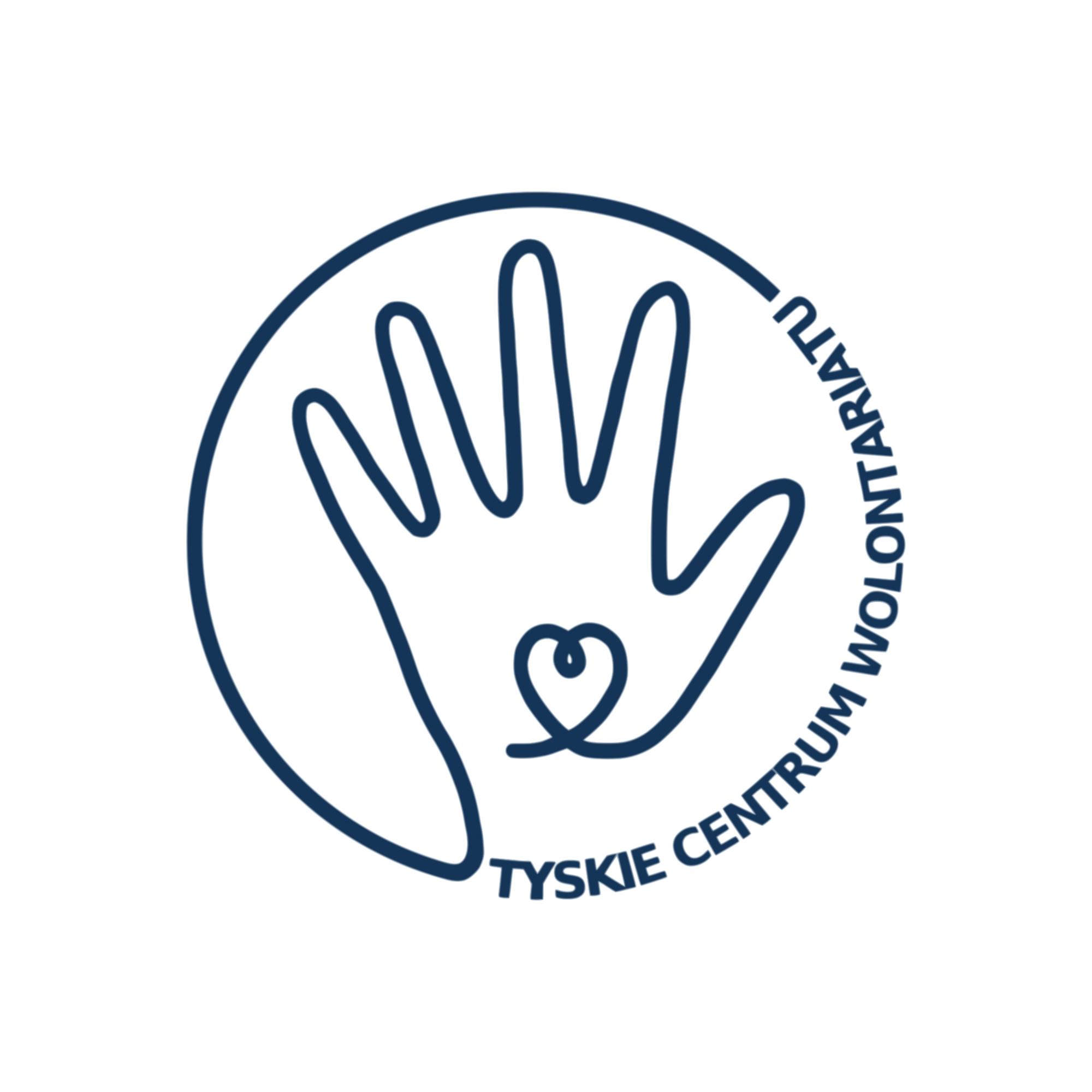 Tyskie Centrum Wolontariatu - logotyp