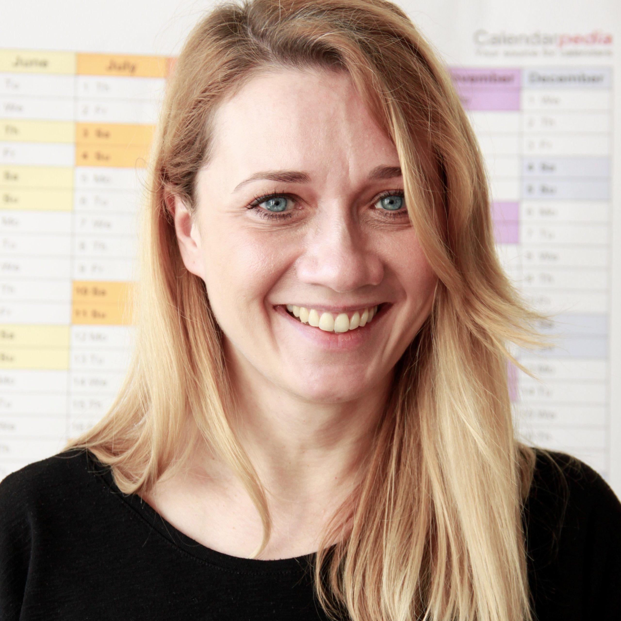 Maria Wojtacha Dyrektor Fundacji Internationaler Bund Polska