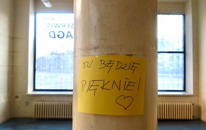 Tu będzie pięknie - Daszyńskiego 22