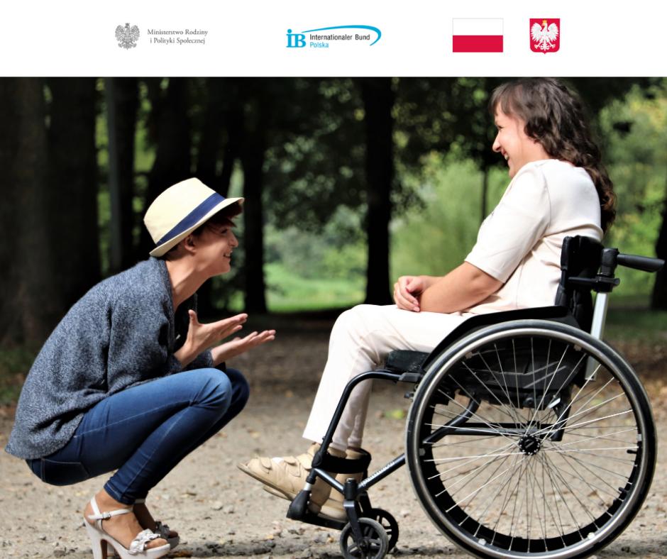 Asystent Osobisty Osoby Niepełnosprawnej - projekt Fundacji IB Polska