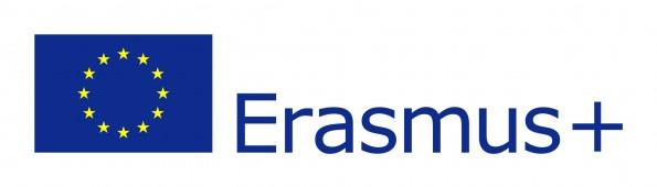 Erasmsu Plus logo