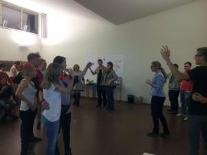 EVS Bernau ZDJECIE 15 nauka tanca, wlasne